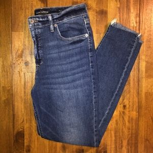 LUCKY BRAND | Medium Wash High Rise Skinny Jeans